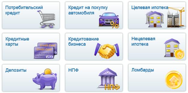 Кредитные продукты Workle